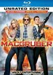 MACGRUBER-AREA 1 (BLU-RAY)