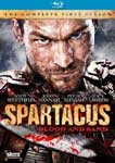 SPARTACUS-BLOOD AND SAND-SEASON 1-AREA 1 (BLU-RAY)