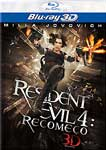 RESIDENT EVIL 4-RECOMECO 3D (BLU-RAY)