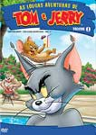 AS LOUCAS AVENTURAS DE TOM E JERRY-VOL.1