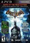 BATMAN-ARKHAM ASYLUM 3D (PS3)