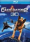 COMO CAES E GATOS 2-A VINGANCA DE KITT GALORE 3D (BLU-RAY)