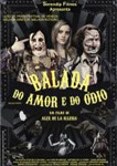 BALADA DO AMOR E DO ODIO