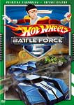 HOT WHEELS BATTLE FORCE 5-VOL.4