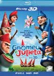 GNOMEU E JULIETA 3D (BLU-RAY)