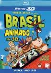 BRASIL ANIMADO 3D (BLU-RAY)