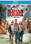 5 DIAS DE GUERRA (BLU-RAY)