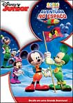 A CASA DO MICKEY MOUSE-AVENTURA NO ESPACO