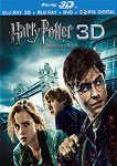 HARRY POTTER E AS RELIQUIAS DA MORTE-PARTE 2 3D (BLU-RAY)