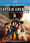 CAPTAIN AMERICA-THE FIRST AVENGER-AREA 1 (BLU-RAY)