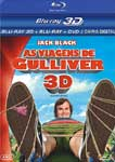 AS VIAGENS DE GULLIVER 3D (BLU-RAY)