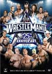 WWE-WRESTLEMANIA 25TH ANNIVERSARY-DISCO 1